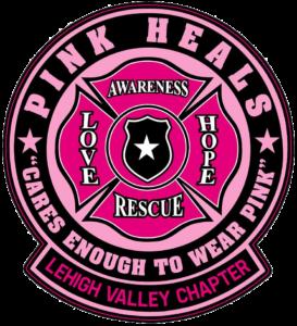 Pink Heals Lehigh Valley Chapter Logo