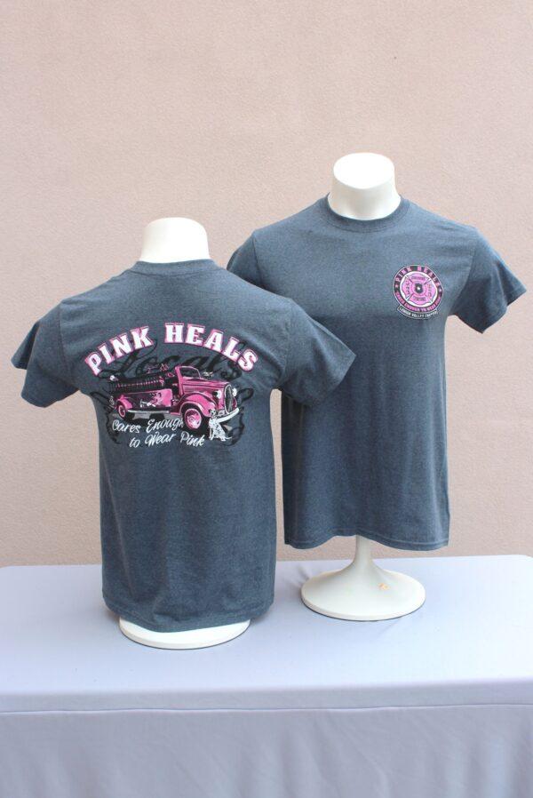 fire truck, tee shirt, apparel