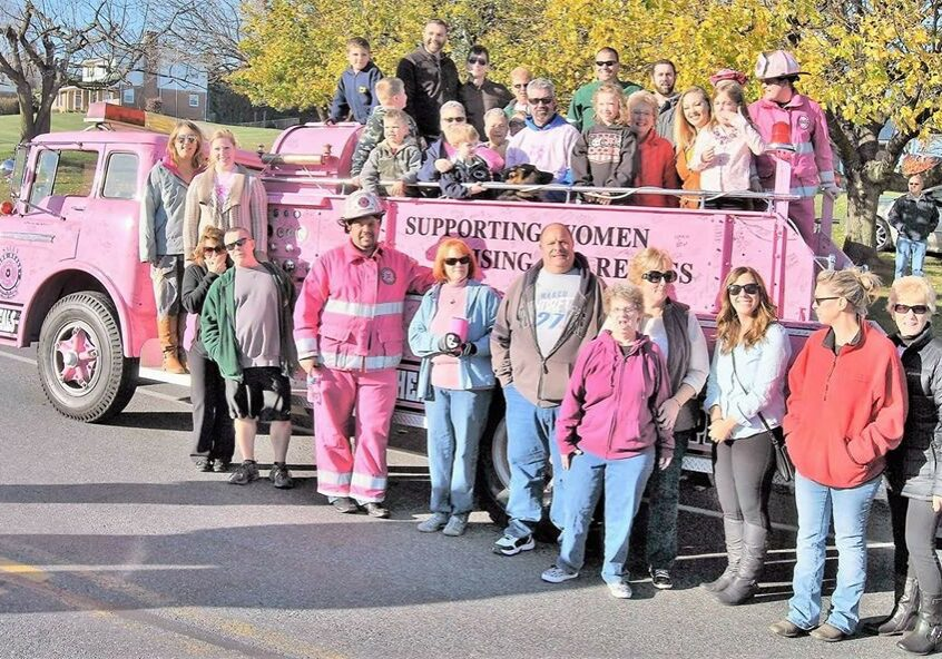 Pink Heals Lehigh Valley Chapter